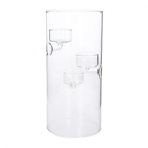 A By Amara - Portac Cylinder Candle Holder - 25cm