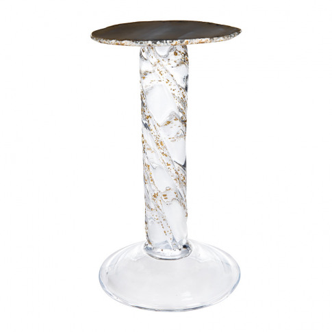 A By Amara - Portac Twist Candle Holder - 20cm