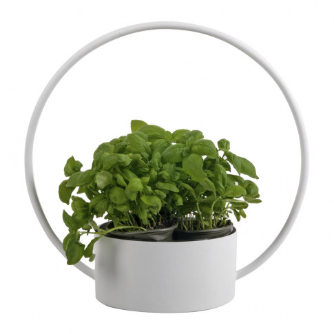 Xlboom - O-Collection Planter - White - Medium