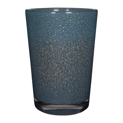 Henry Dean - Rose Vase - Gold/Blue