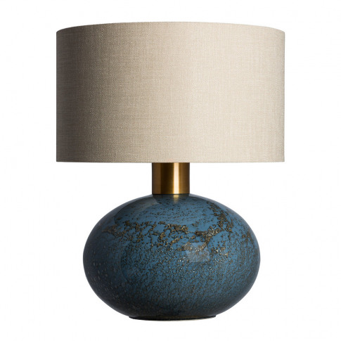 Heathfield & Co - Orion Table Lamp - Steel