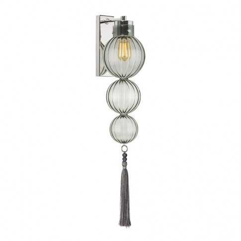 Heathfield & Co - Medina Wall Light - Opal Jade