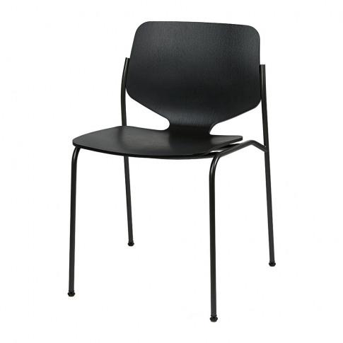 Mater - Nova Dining Chair - Black