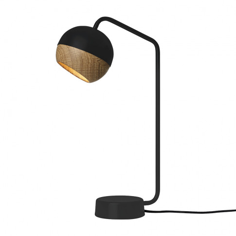 Mater - Ray Ball Table Lamp - Black