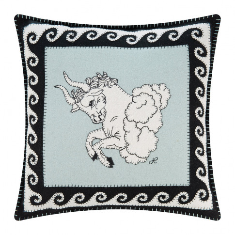 Jan Constantine - Taurus Cushion