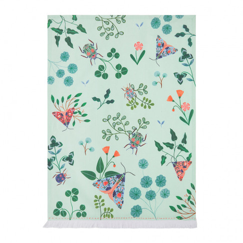 Anthropologie Home - Flora Waycott Tea Towel
