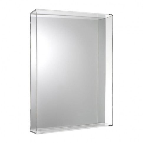 Kartell - Only Me Mirror - Crystal - 180x80cm