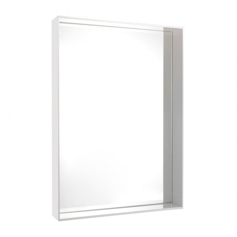 Kartell - Only Me Mirror - Glossy White - 180x80cm
