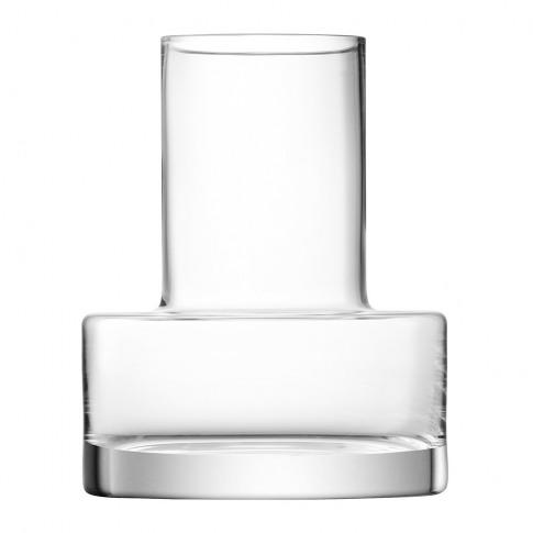 Lsa International - Metropole Riga Vase - Clear