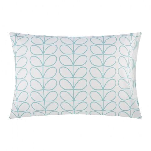 Orla Kiely - Linear Stem Pillowcase - Set Of 2 - Nep...