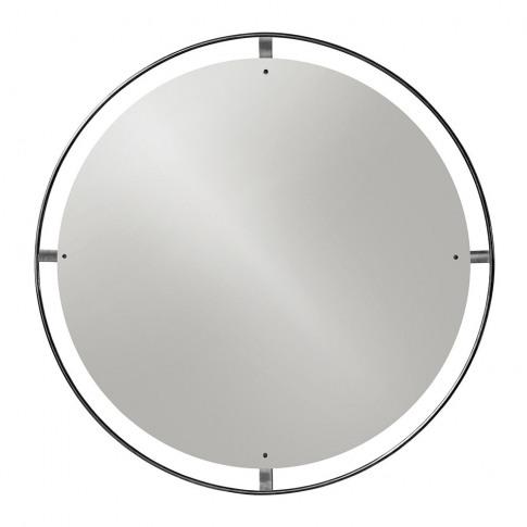 Menu - Nimbus Mirror - Polished Brass