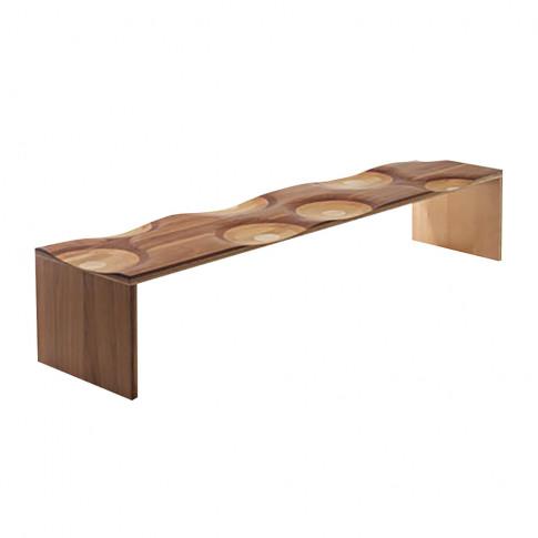 Horm & Casamania - Ripples Indoor Bench
