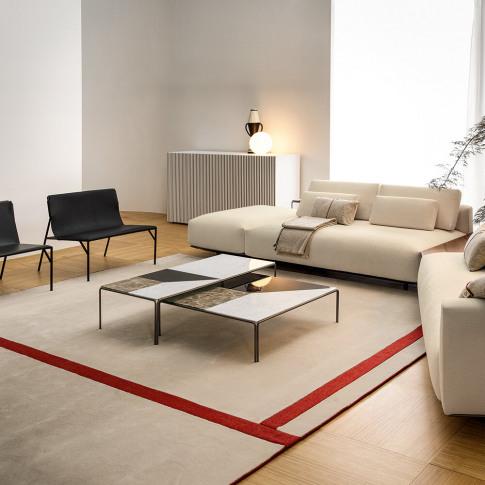 Horm & Casamania - Ragtime Coffee Table - 120x60cm
