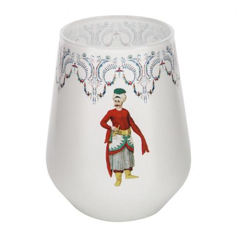 Les Ottomans - Turquerie Glass - Design 3