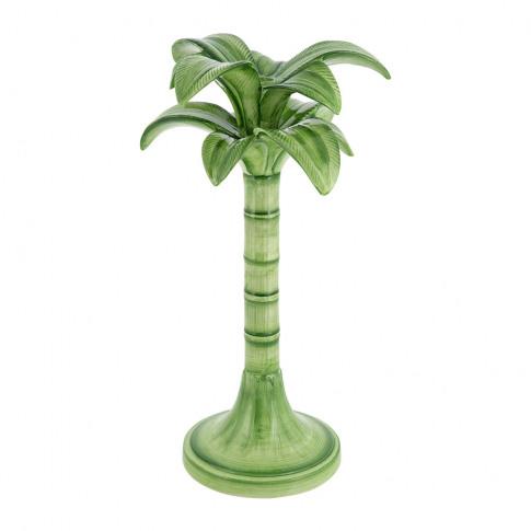 Les Ottomans - Palm Tree Candlestick Holder - Large