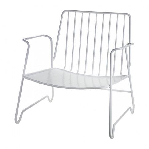 Serax - Fish & Fish Lounge Armchair - White