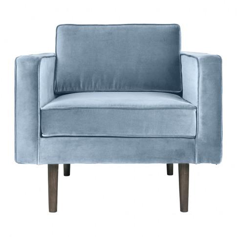 Broste Copenhagen - Wind Armchair - Pastel Blue