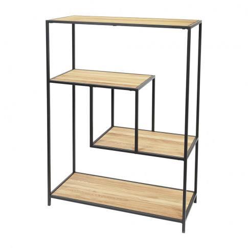 Broste Copenhagen - Ryle Bookcase - Small - Natural