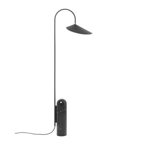Ferm Living - Arum Floor Lamp - Black