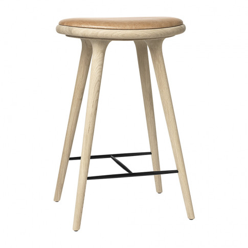Mater - High Bar Stool - Natural
