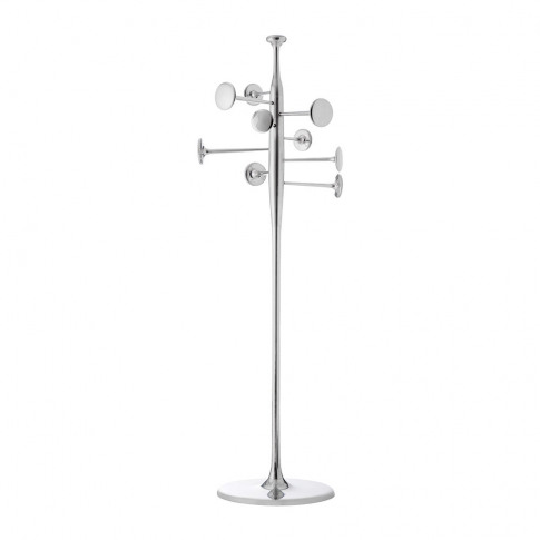 Mater - Trumpet Coat Stand - Polished