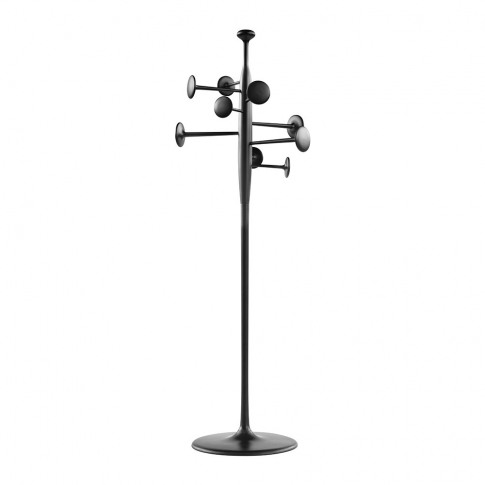 Mater - Trumpet Coat Stand - Black