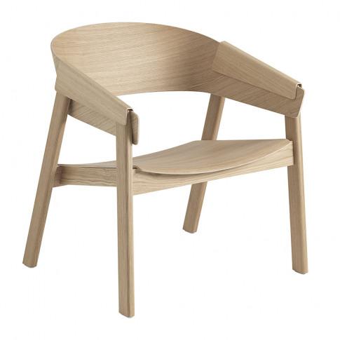 Muuto - Cover Lounge Chair - Oak
