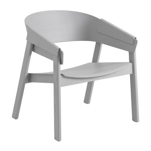 Muuto - Cover Lounge Chair - Grey