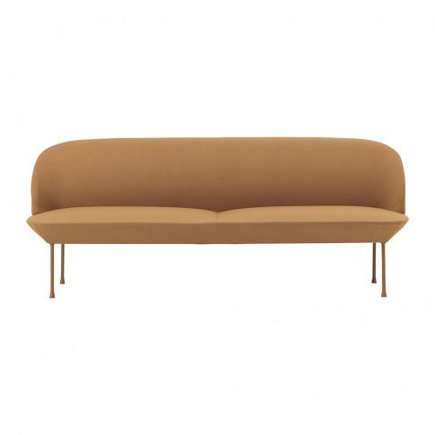 Muuto - Oslo Three Seater Sofa - Vidar 472