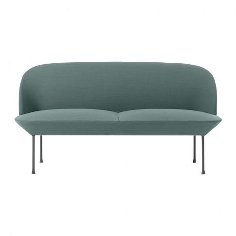 Muuto - Oslo Two Seater Sofa - Steelcut Trio 966/Dar...