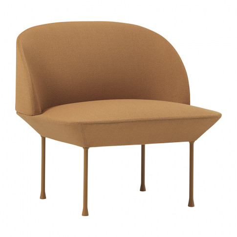 Muuto - Oslo Lounge Chair - Vidar 472