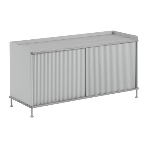 Muuto - Enfold Low Sideboard - Grey