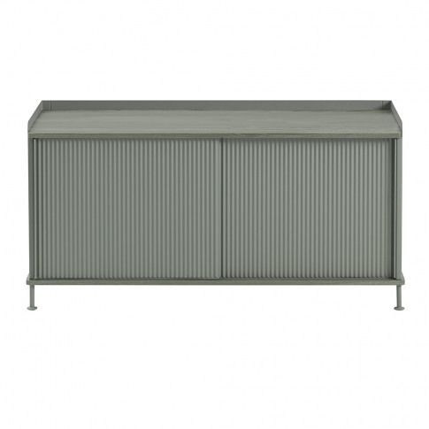 Muuto - Enfold Low Sideboard - Dusty Green