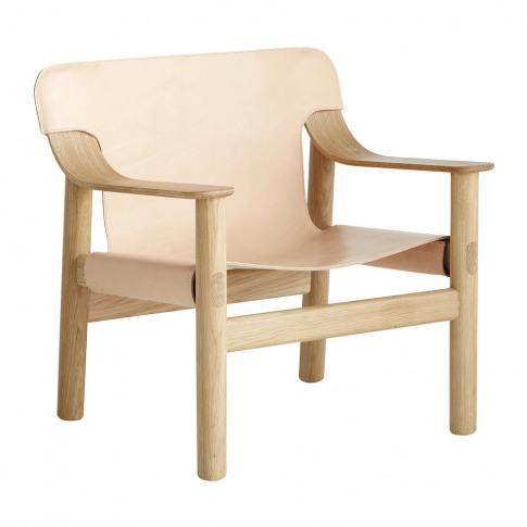 Hay - Bernard Armchair - Cream Leather
