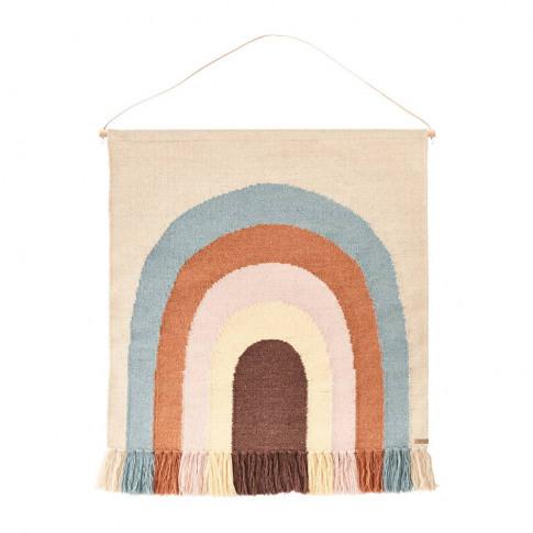 Oyoy - Follow The Rainbow Wall Rug