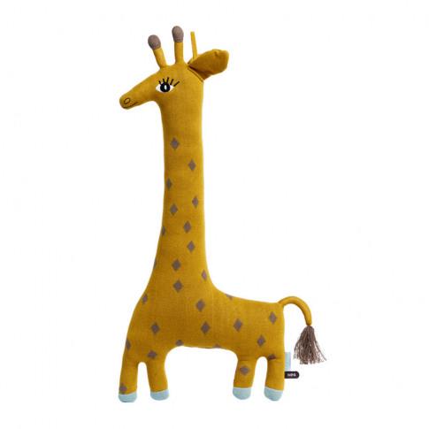 Oyoy - Noah Giraffe Cushion