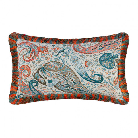 Etro - Salazar Turner Cushion With Piping - 30x40cm ...