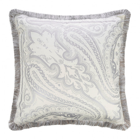 Etro - Avignone Poisson Cushion With Piping - 60x60cm