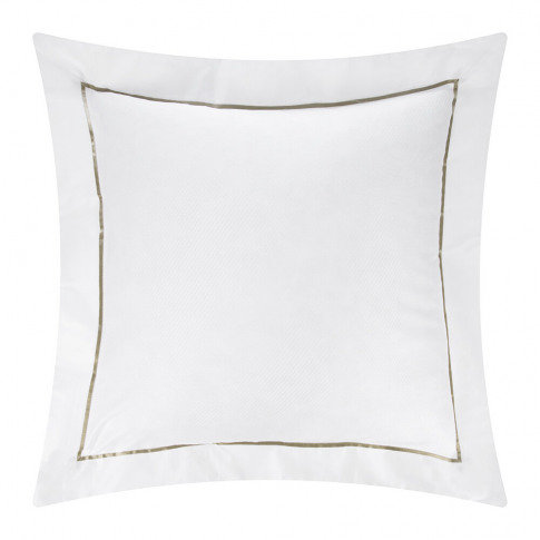 Alexandre Turpault - Alma Pillowcase - Gold - 65x65cm