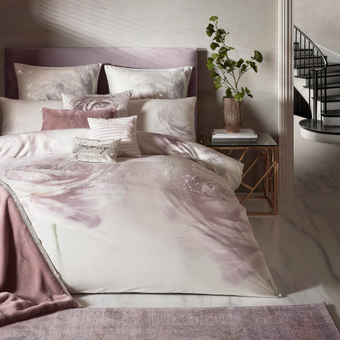 Rita Ora Home - Florentina Duvet Cover - Blush - King