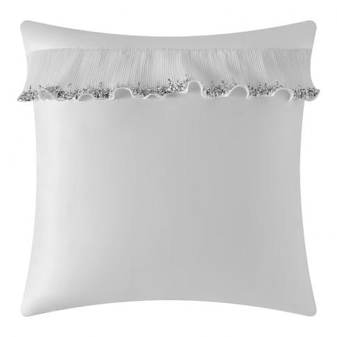 Rita Ora Home - Medina Pillowcase - Oyster - Set Of ...