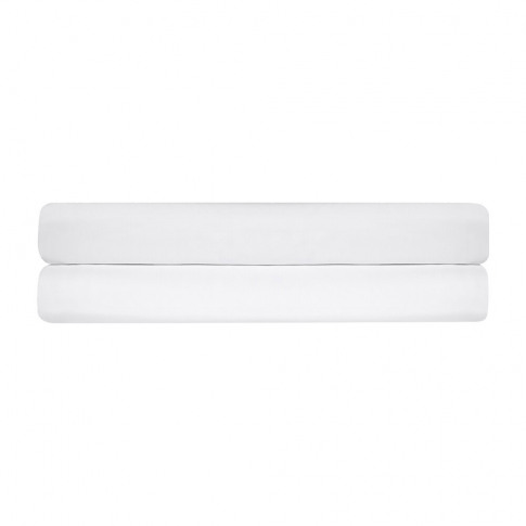 Ralph Lauren Home - Langdon Fitted Sheet - White - S...
