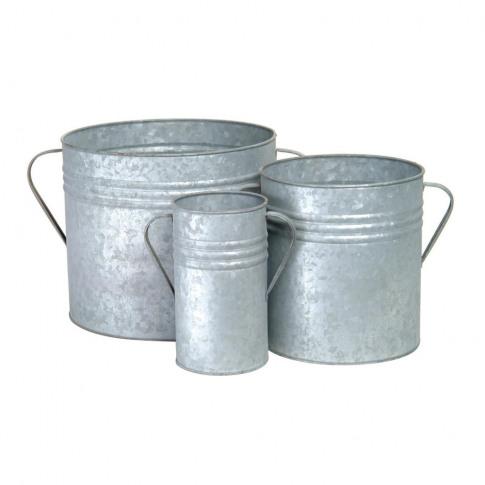 Garden Trading - Set Of 3 Planters