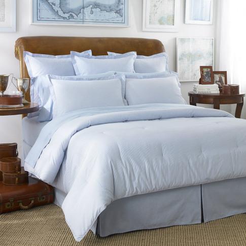 Ralph Lauren Home - Oxford Duvet Cover - Blue - Double