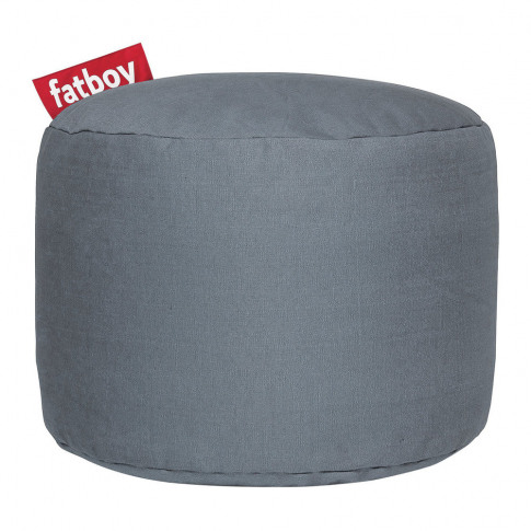 Fatboy - The Point Stonewashed Pouf - Blue