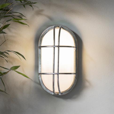 Garden Trading - St Ives Bulkhead Wall Light