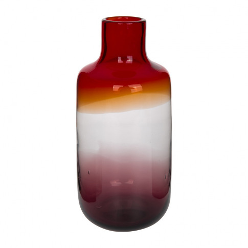 Pols Potten - Pill Glass Vase - Red - Small
