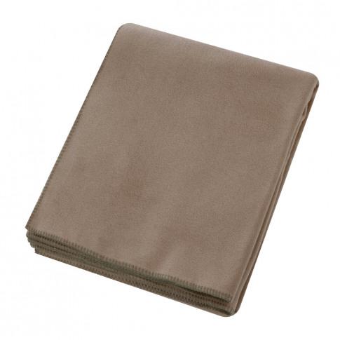 Zoeppritz Since 1828 - Soft Fleece Blanket - Smoke