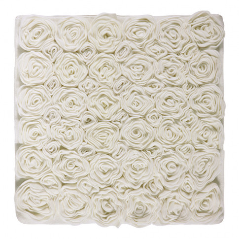 Aquanova - Rose Bath Mat - Ivory - 60x60cm