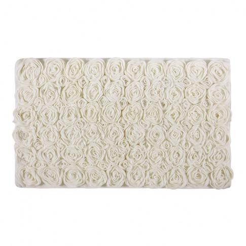 Aquanova - Rose Bath Mat - Ivory - 60x100cm